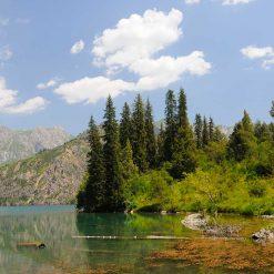 Le sud du Kirghizistan