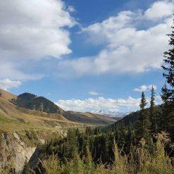 Vallée d'Eki Naryn