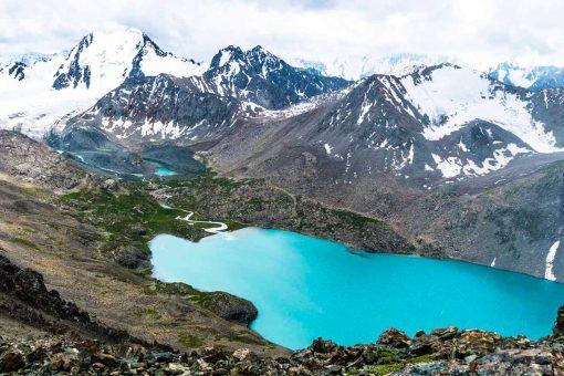Lac-Ala-Kul-Kirghizistan